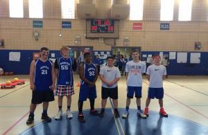 WMS basketball