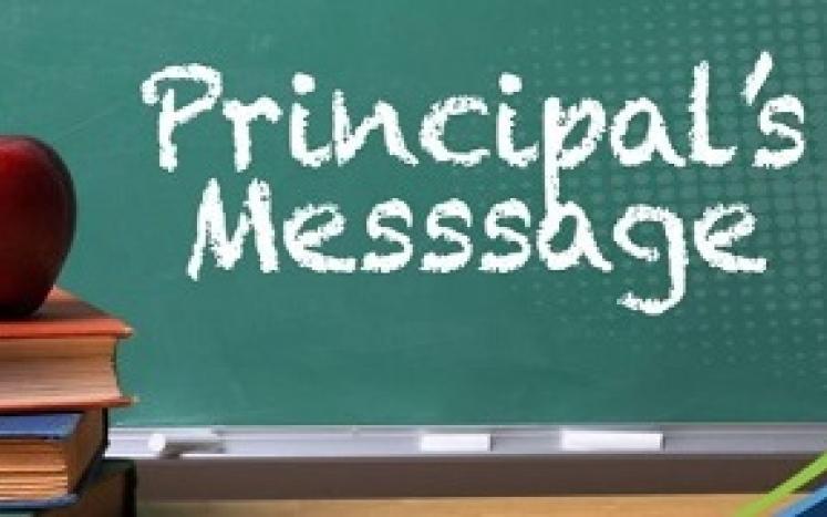 BHS Principal's Message