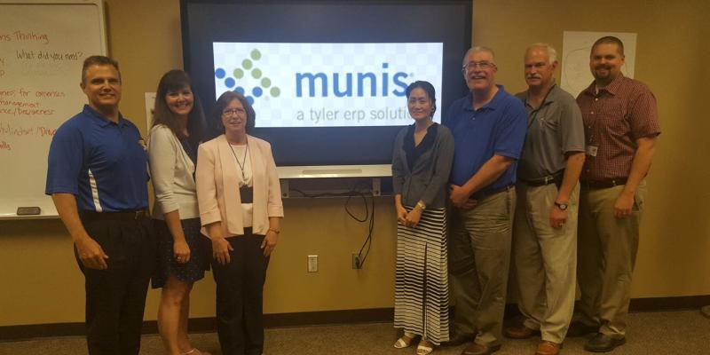 MUNIS Team at TSO